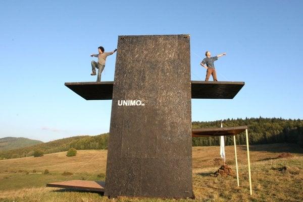 Jeden z najúspešnejších projektov - UNIMO.