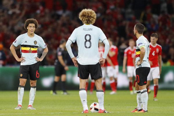 Belgičania boli považovaní za čiernych koňov turnaja. O titul však opäť nezabojujú.