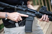 M&P15 od firmy Smith & Wesson.