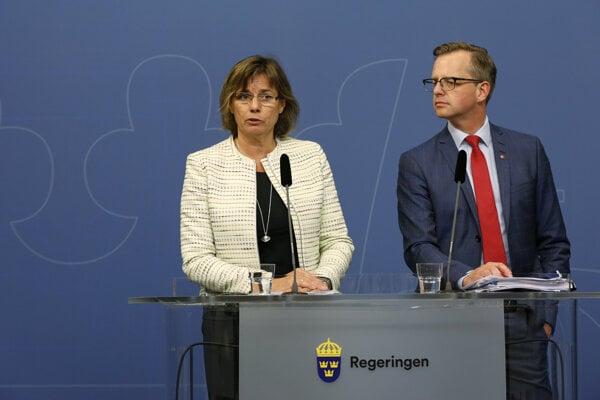 Švédska vláda s transakciou súhlasila.