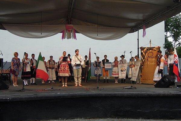 Otvorenie festivalu 2015