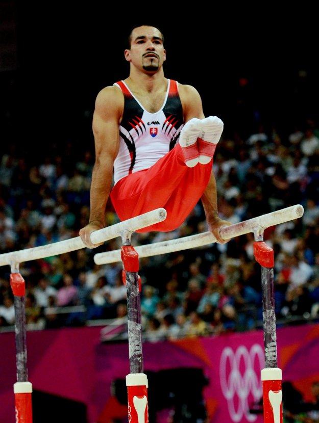 Samuel Piasecký reprezentoval Slovensko aj na olympijských hrách v Londýne 2012.