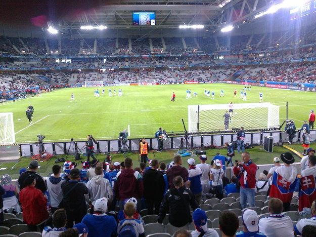 Branislava Beniača veľmi zaujal aj štadión v Lille so zaťahovacou strechou.
