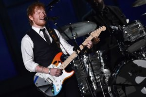 Slovenský rádiám kraľuje Ed Sheeran.