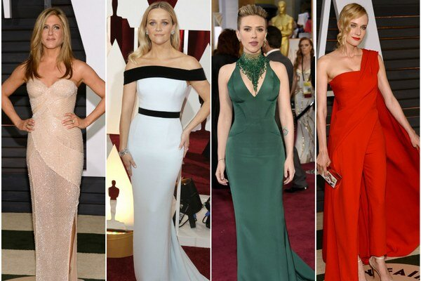 Jennifer Aniston, Reese Witherspoon, Scarlett Johansson, Diane Kruger