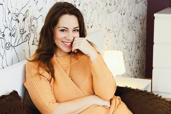 Operná speváčka Adriana Kučerová