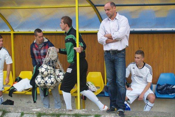 Tréner Vranova. Miroslav Jantek čakal od svojich zverencov viac.