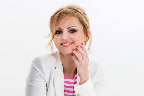 Evita Urbaníková.