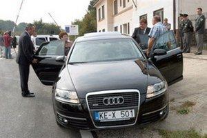 Šéf košickej župy Zdenko Trebuľa si plánoval kúpiť luxusné auto. Malo nahradiť Audi A6.