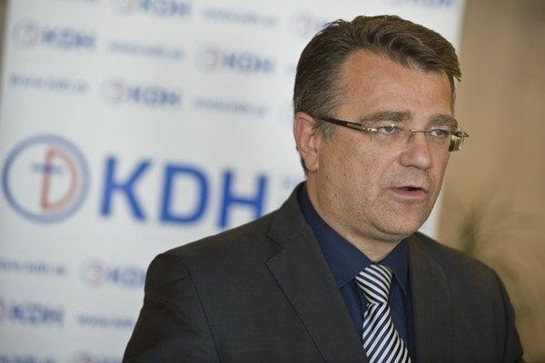 S odhalením prišlo KDH.