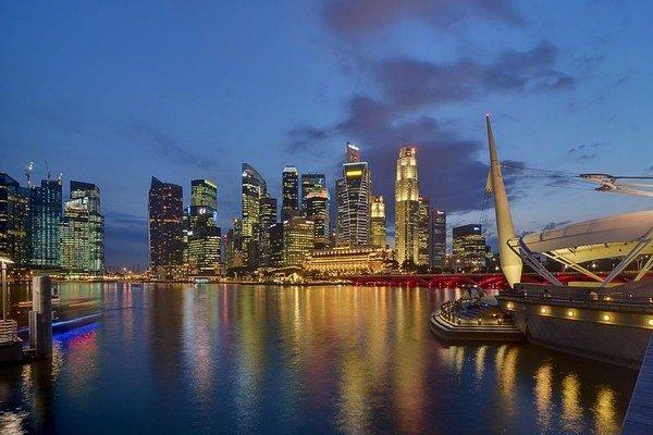 Absolútnym lídrom v kvalite podnikateľského prostredia je Singapur.