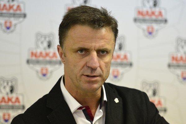 Zástupca riaditeľa Národnej kriminálnej agentúry (NaKA) Martin Krčmárik.