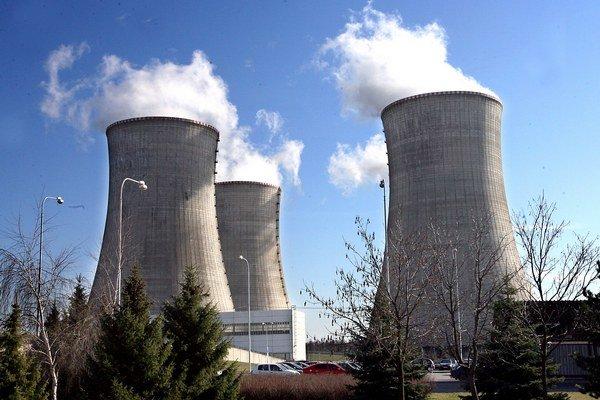 V Mochovciach vyrastajú nové jadrové bloky.