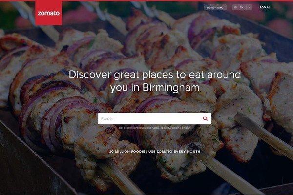 V Európe funguje Zomato vo Veľkej Británii a v Portugalsku, čoskoro prevezme aj slovenskú webstránku.