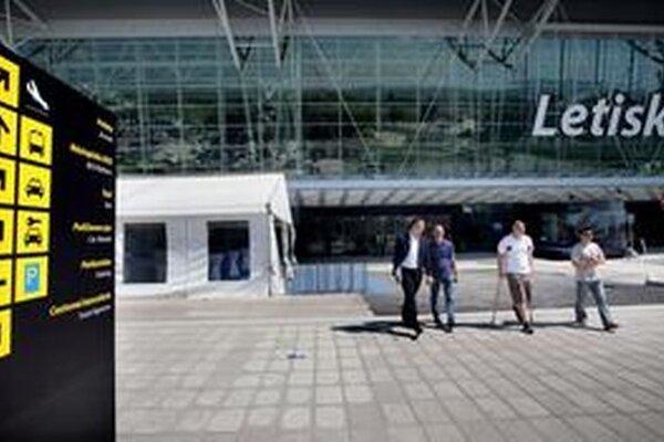 Medzi veriteľov spoločnosti patrilo aj bratislavské letisko.