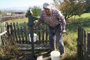 Slovensko v súčasnosti problém s nedostatkom vody nemá.