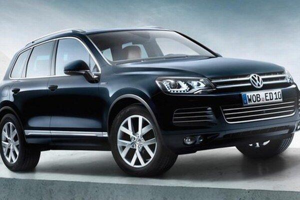 Jeden z najväčších hitov čínskeho automobilového trhu Touareg sa vyrába v Bratislave.