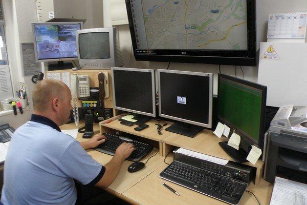 Operačné stredisko eviduje všetky oznámenia od obyvateľov.