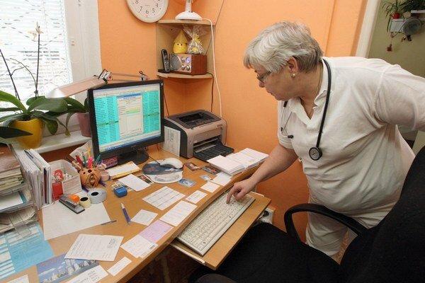 Pokladnica môže vyjsť ambulanciu až na 700 eur.