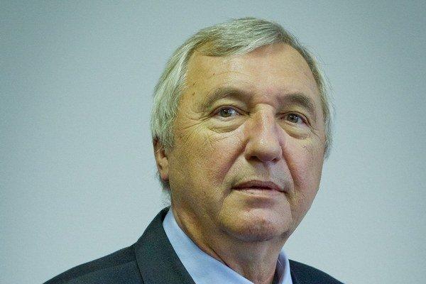 Prezident Slovenskej komory audítorov Ondrej Baláž.