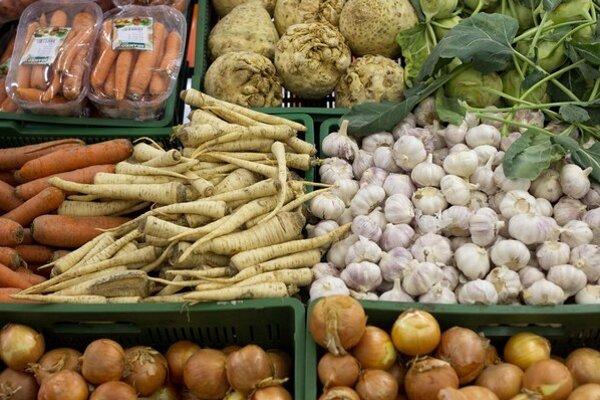 Rebríček nehovorí o tom, kto predáva najviac potravín  vypestovaných alebo vyrobených u nás.
