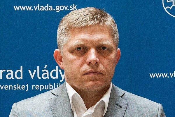 Slovensko by podľa Roberta Fica mohlo prísť o 350 miliónov eur.