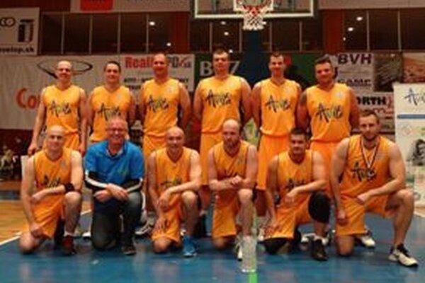 Avita team - posledný víťaz.