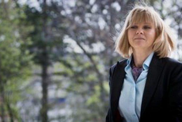 Zuzana Zvolenská tvrdí, že sa tvrdo pustí aj do Dôvery, v ktorej vedení sedela.