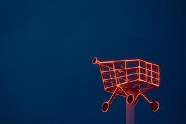 Internetový predaj potravín u nás majú tento rok rozbehnúť dva konkurenčné reťazce.
