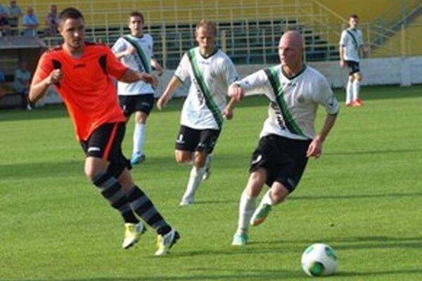 FC Baník Horná Nitra – Šimonovany.