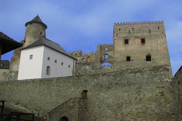 Hrad Ľubovňa.