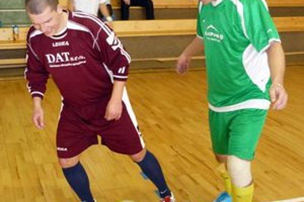 Futsalová liga. Nechýbala jej dravosť hráčov.