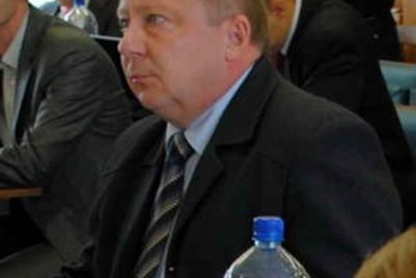 Štefan Karaffa. Doplnil zloženie mestskej rady.