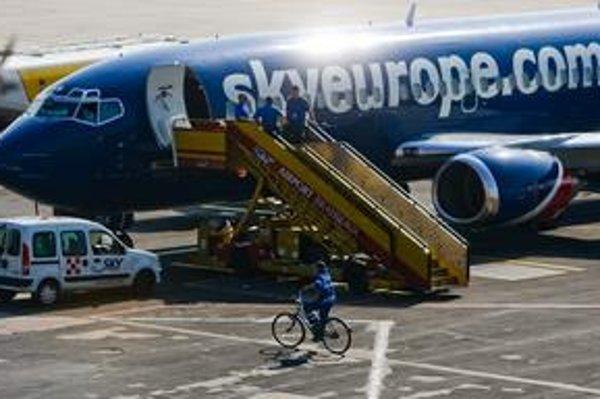 SkyEurope predávali niektoré svoje letenky bez toho, aby mali  na tom akýkoľvek zisk.