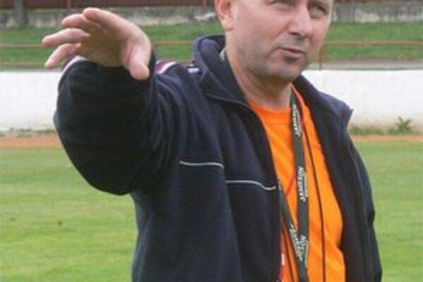 Peter Drobňák. Staroľubovniansky kouč je pre klub dôležitým subjektom.