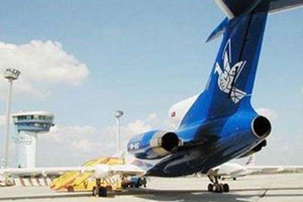 Obchodný názov a logo Slovenských aerolínie môže po skončení konkurzu používať ten, kto zaplatí minimálne 50-tisíc eur.