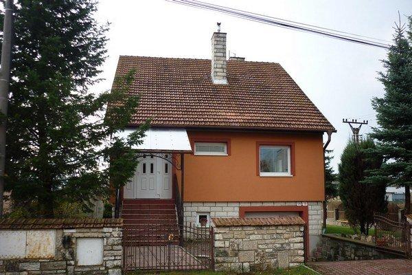 Rodinný dom. Rodina Selepovcov mala v pivnici 110 cm vody.