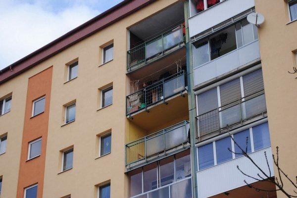 Bytovka. Pribudne v nej 30 nájomných bytov.