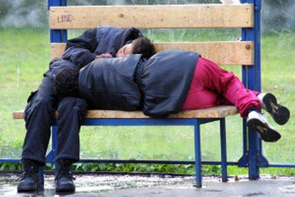 Problém s bezdomovcami sa chystá Prievidza riešiť.
