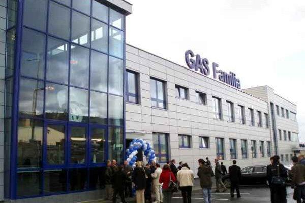 GAS Familia. Má vytvoriť 40 nových pracovných miest.