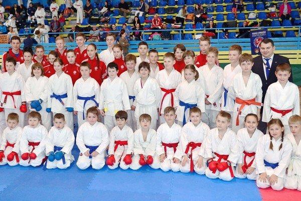 Výprava na TAUKA v Kežmarku. Zverenci Františka Vorobeľa na regionálnej súťaži  veľmi milo potešili.