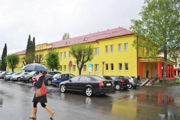 Ľubovnianska nemocnica. Ako nezisková organizácia zriadená mestom a Prešovským samosprávnym krajom dosahuje dobré ekonomické výsledky.