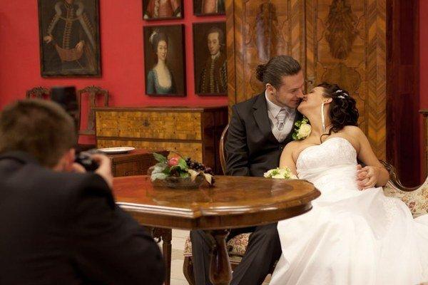 Svadba na Kežmarskom hrade. Stojí záujemcov 50 eur za prenájom.