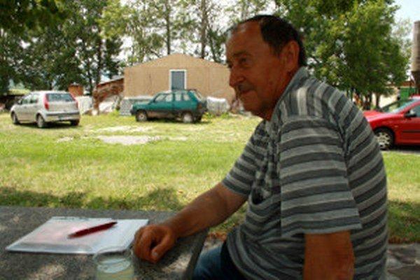 Valent Gašparovič dodnes nevie, kde je pochovaný jeho starý otec.