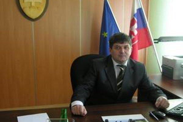 Nový prednosta: Peter Sokol sa ujal novej funkcie, do ktorej ho na návrh ministra vnútra menovala vláda.