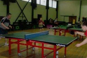 Ondrej Haky st. Slobytermia a stolný tenis si v Starej Ľubovni získali obdiv.