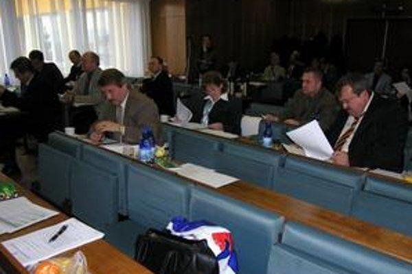 Poslanci. Dotácie odsúhlasujú oni, jednotlivé návrhy však predtým prejdú zástupcami mestskej rady a ľuďmi v komisiách pri mestskom zastupiteľstve.