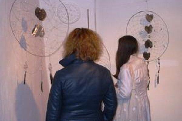 Expozície netradičného umenia možno vidieť v galérii do začiatku mája.