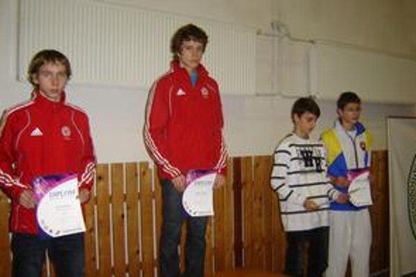 Vyhodnotenie Slovenského pohára kadetov a juniorov v karate.