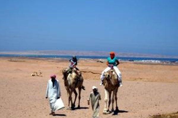 Egypt. Exotická dovolenka, ktorú si užíva aj mnoho Slovákov. Zdá sa však, že tento rok to bude všetko inak.